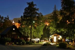 Le camping de nuit