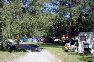 Camping Meije
