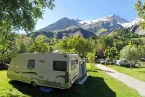 Camping Meije Caravane
